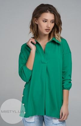 Блуза Giocco 5178 Зеленый