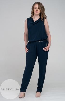 Комбинезон La Fama 8S504-B Темно-синий