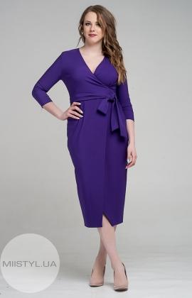 Платье Body form 6067-B Фиолетовый