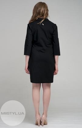 Платье Marisis 2229 Черный