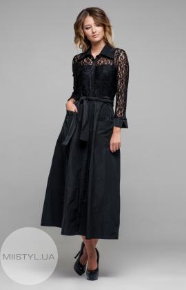 Платье Stella 7333-02 Черный