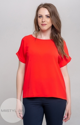 Блуза Pretty Lolita 12370 Красный