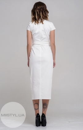 Платье Body form 6524 Белый