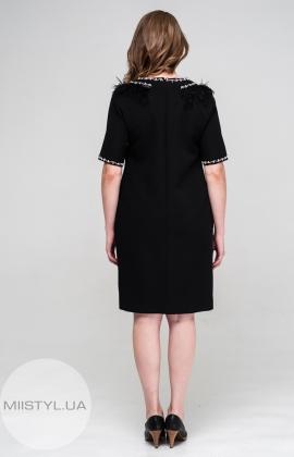 Платье Dojery 02426B Черный