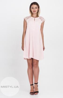 Платье Lady Form 7941 Пудра