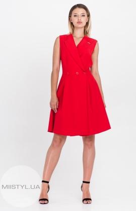 Платье Luzzia 1056 Красный