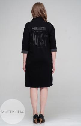 Платье Stella 7349-06 Черный