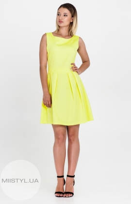 Платье La Fama 859 Желтый