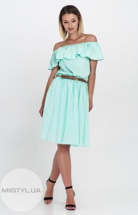 Платье F&K 3038 Мятный