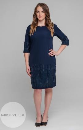 Платье Club PLN 10531 Темно-синий