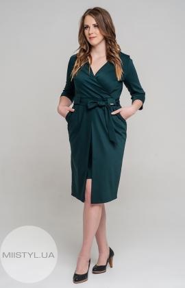 Платье Lady Morgana 5411 Изумрудный
