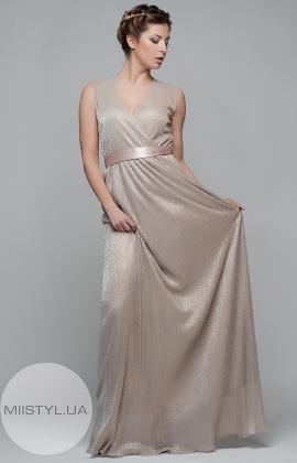 Платье Margo 1712 пудра
