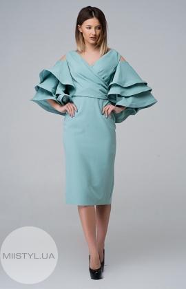 Платье Moi Angel 6266 Мятный