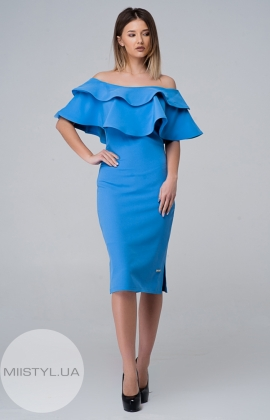 Платье Moi Angel 6254 Голубой