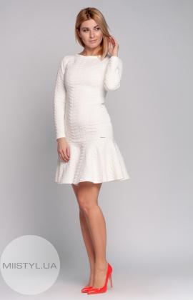 Платье Regard 6351 молочное