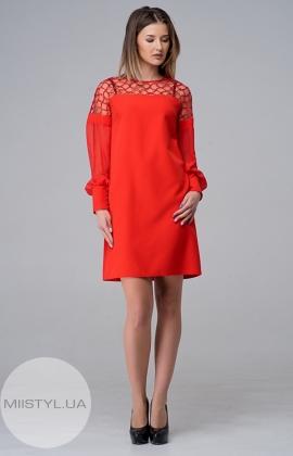 Платье La Fama 3001 Красный
