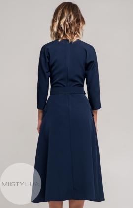 Платье Moi Angel 17K6004 Темно-синий