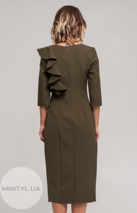 Платье Lady Form 9128 Хаки