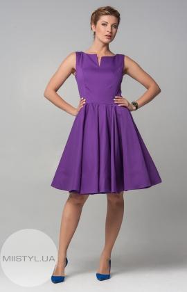 Платье Moi Angel 16Y5289 фиолетовое