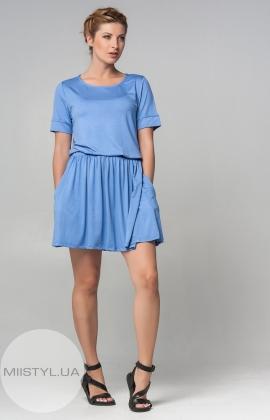 Платье Giocco 17936 волошковое
