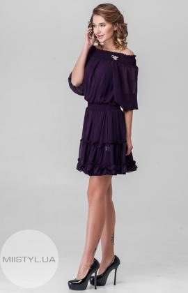 Платье Pelda 3016 Фиолетовый