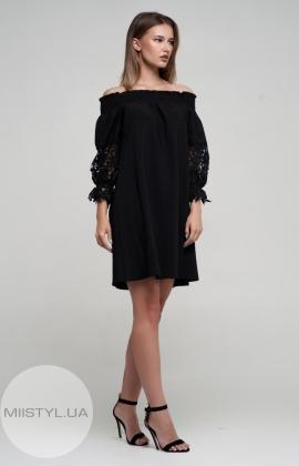 Платье Nikolo Polini 2071 Черный