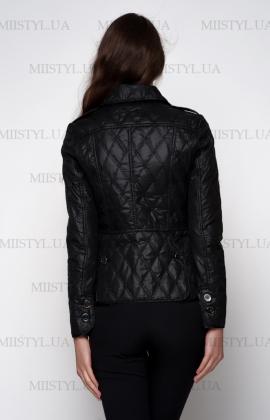 Куртка London 11324 чёрная