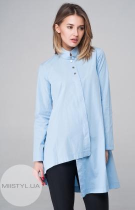 Туника BIZE Fashion 489 Голубой