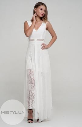 Платье Green World 6959 Белый