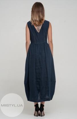 Платье Mira Mia 18y6096 Темно-синий