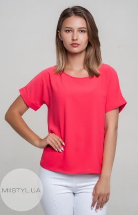 Блуза Pretty Lolita 12316 Коралловый