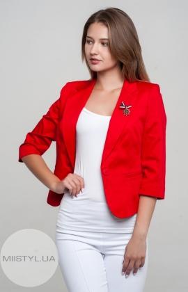 Болеро SHN 1821 Красный
