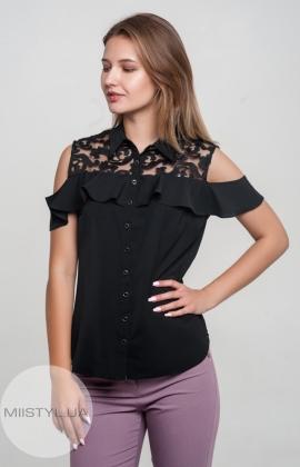 Блуза X&T 18166 Черный