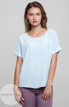 Блуза Pretty Lolita 12330 Голубой