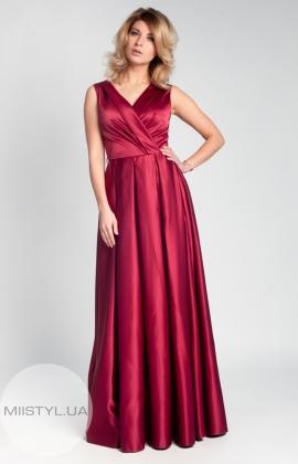 Платье Cliche 231426 марсала