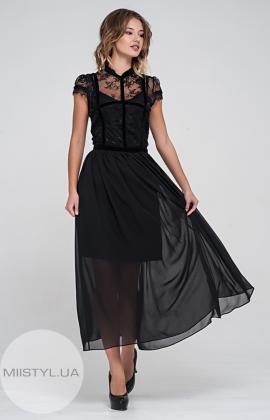 Платье Dojery 41452 Черный