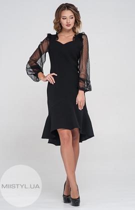 Платье Dojery 02441 Черный