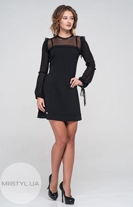Платье F&K 3077 Черный