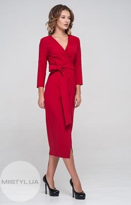 Платье Body form 6067 Красный