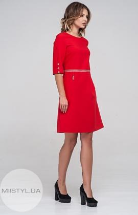 Платье SHN 6038-520 Красный