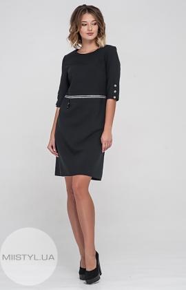 Платье SHN 6038-520 Черный