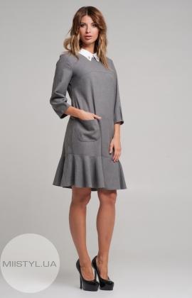 Платье SHN 6039 Серый