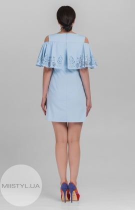 Платье La Fama 832 Голубой
