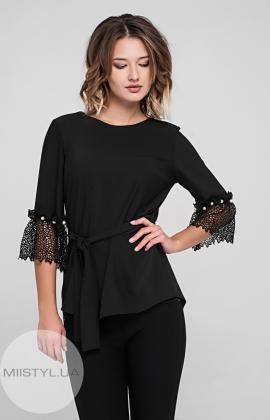 Блуза Moda Linda 1456 Черный