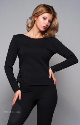 Блуза Giocco 6667 чёрная