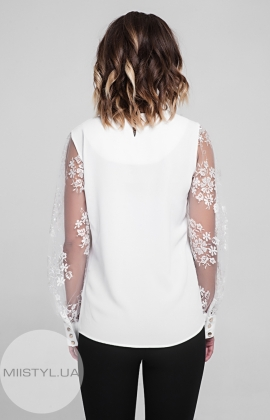 Блуза Moda Linda 1447 Белый