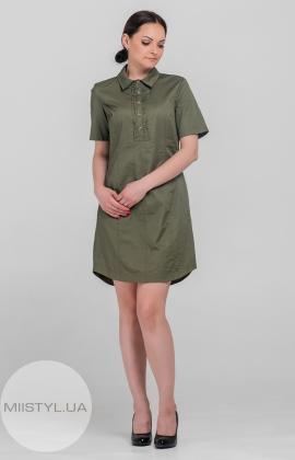 Платье Fusion 43079 Хаки