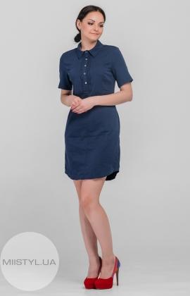 Платье Fusion 43079 Темно-синий