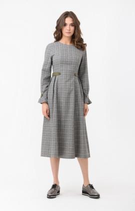 Платье RM1214-18DD Хаки