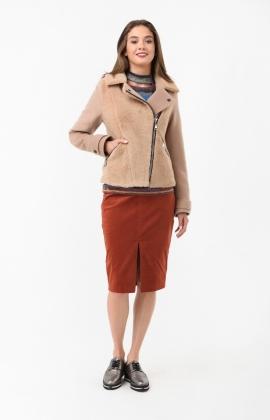 Куртка RM1860-18CT Бежевый